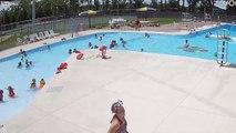 Un maitre-nageur sauve un enfant de la noyade dans une piscine aux USA