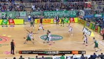 Panathinaikos OPAP Athens - CSKA Moscow Highlights | Turkish Airlines EuroLeague RS Round 15