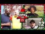Arsene Wenger Resigns! | Merry Christmas! 12 Days Of Toppa Top! Day 12 Ft Lumos