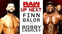 WWE Raw: Finn Bálor vs. Bobby Lashley | Español Latino HD