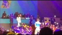 Davido, Wizkid Perform at Burna Boy Live Concert