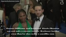 How Much Do Serena Williams And Alexis Ohanian Earn?