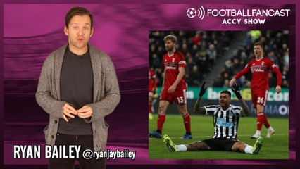 Watch: The Accy Show – Featuring a big EFL fourfold
