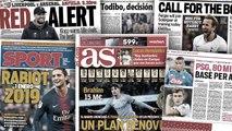 Le PSG prépare une offre folle pour Allan, le Barça veut boucler deux joueurs de L1