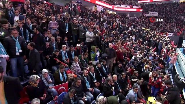 Cumhurbaşkanı Erdoğan AK Parti İstanbul belediye başkan adaylarını tanıttı