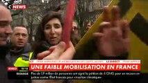 Gilets Jaunes - Le très difficile travail des journalistes de terrain ce samedi régulièrement ciblés par les manifestants