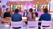 Le coup de gueule de Le coup de gueule de Nathalie Saint-Cricq sur France 5 après avoir entendu Laurent Wauquiez