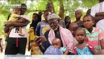 Le père de Mamoudou Gassama fier de son fils