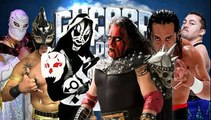 La Parka, Laredo Kid & Myzteziz Jr. vs. Los OGTs (Averno, Chessman & Super Fly) AAA Guerra De Titanes 2018