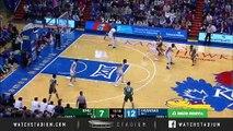 Eastern Michigan vs. No. 5 Kansas Basketball Highlights (2018-19)
