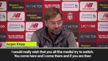 Eng Sub: Klopp hits out at media pressure after Liverpool defeat Arsenal