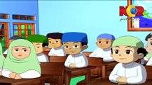 44 Gambar Kartun Lucu Anak Muslim Terbaik