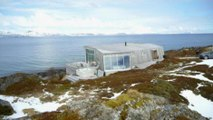 أجواء منزلية،  بيت في الدائرة القطبية الشمالية