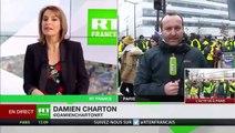 « La semaine dernière, j'ai manifesté à Foix. BFMTV a annoncé 30 personnes alors qu'on était au moins 500 » :
