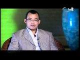 قناة التحرير برنامج الامتحان مع عمرو عطية ولقاء مع محمد ابو تريكة فى حديث عن سبب تدينه