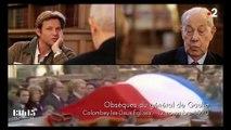 """""""De Gaulle était à la fois Clovis, Charlemagne, Jeanne d'Arc et Napoléon"""" estimait Charles Pasqua à la fin de sa vie"""