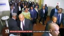 Congo : des élections présidentielles sous tension