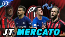 Journal du Mercato : l'AC Milan en pleine ébullition