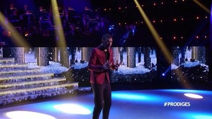 Prodiges saison 5 : les réactions du gagnant Andreas