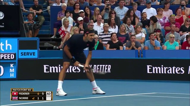 Eng VO: Federer helps Swiss to 3-0 win over GB in Hopman Cup