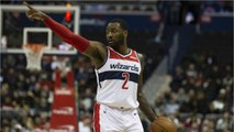 John Wall Will Miss The Rest Of The Season