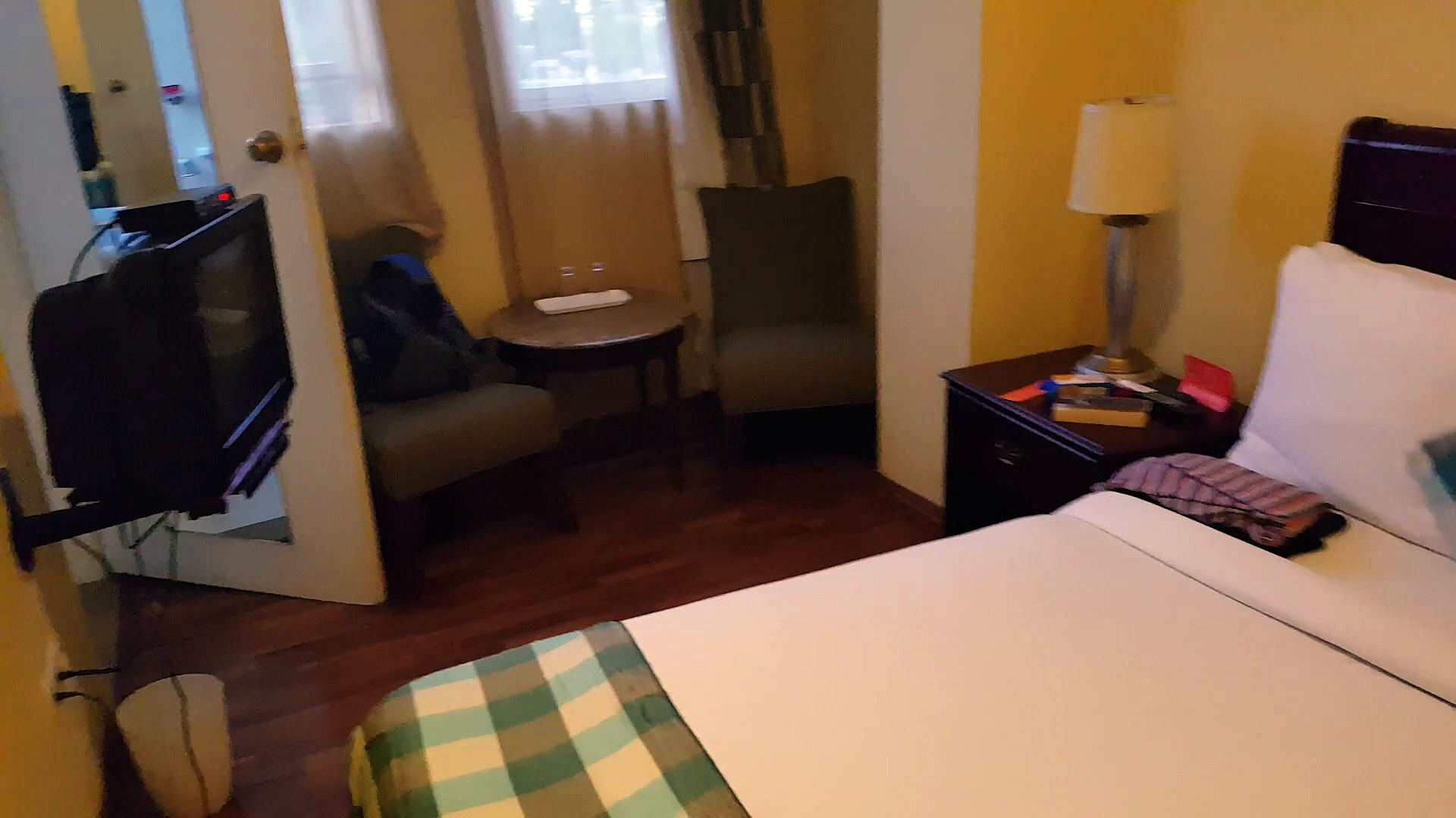Room in the Addis Regency Hotel in Addis Ababa, Ethiopia