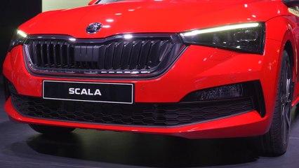 Skoda Scala - Weltpremiere des Skoda Rapid Spaceback Nachfolgers