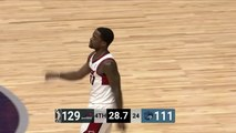 Sioux Falls Skyforce Top 3-pointers vs. Iowa Wolves