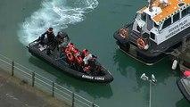 França e Reino Unido acertam estratégia de combate à migração ilegal