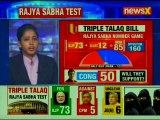 Triple Talaq Bill: Rajya Sabha number game | Part 2