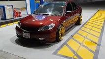 2002 Honda Civic EX Sun Roof Rear Spoiler PR1214_1 l World's Best Modified l Honda Civic l Ex l Exi l VTI Orial l Models l   Full Loaded l Decent Cars l