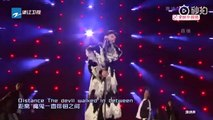 CaiXukun Wait Wait Wait Zhejiang TV NYE 2018-2019