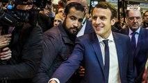 Emmanuel Macron : ses échanges secrets avec Alexandre Benalla dévoilés