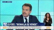 """""""Il se venge."""" La réponse de l'Élysée après les révélations d'Alexandre Benalla à Mediapart"""