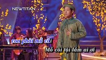 [Karaoke] Mừng Tuổi Mẹ - Quang Lê [Beat]