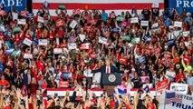Trump confirma que retirada dos EUA da Síria será lenta