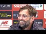 Liverpool 5-1 Arsenal - Jurgen Klopp Full Post Match Press Conference - Premier League