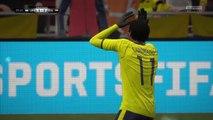 URUGUAY FC VS COLOMBIA,PARTIDO DE FUTBOL FIFA,NIVEL LEGEND 1L-0G,GOLES,goal highlights