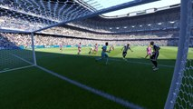 REAL MADRID VS JUVENTUS,PARTIDO DE FUTBOL FIFA,NIVEL LEGEND 1L-2G,GOLES,goal highlights