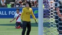 MURCIA VS RIVER PLATE,PARTIDO DE FUTBOL FIFA,NIVEL LEGEND 0G-2PC,GOLES,goal highlights
