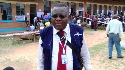 Interview de Jean DE DIEU MOMO en tant qu'observateur international en RDC