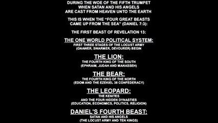 Daniel's Fourth Beast Positively Identified