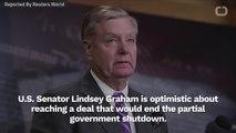 Republican Senator Lindsey Graham Thinks Trump Is 'Receptive To Making A Deal'