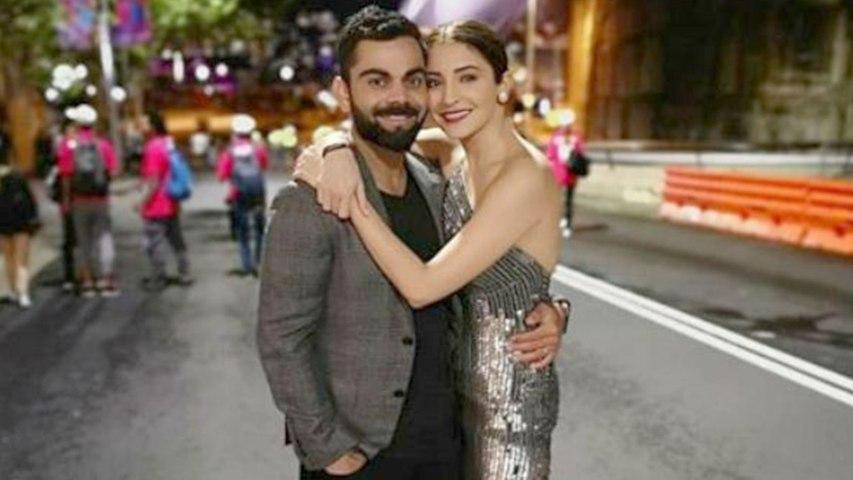 Happy New Year 2019: Virat Kohli & Anushka Celebrates New Year In Australia