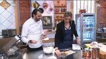"""Une candidate des """"Rois du gâteau"""" sur M6 agacée par les critiques de Cyril Lignac - Regardez"""