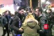 İstiklal Caddesi'nde taciz kavgası- Kartal24.com