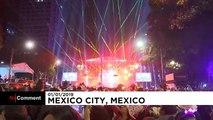 Ciudad de México, sin fuegos artificiales por la contaminación