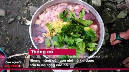 """Nhanh chân đến Hà Giang thưởng thức ngay những món ăn khiến bạn """"quên sầu"""""""
