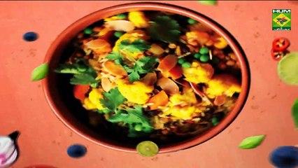 Halwa Puri Recipe by Chef Rida Aftab 31 December 2018