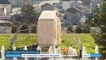 Saint-Gaudens : les statues des maréchaux décapitées